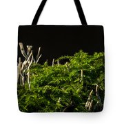 Small Forest Tote Bag