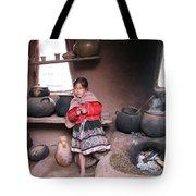 Small Girl Tote Bag