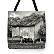 Small House Tote Bag