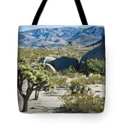Small Joshua Tree Tote Bag