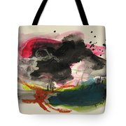 Small Landscape12 Tote Bag