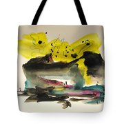 Small Landscape17 Tote Bag