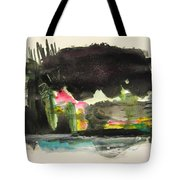 Small Landscape34 Tote Bag