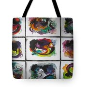 Small Landscape4 Tote Bag