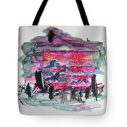 Small Landscape48 Tote Bag