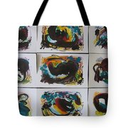 Small Landscape5 Tote Bag
