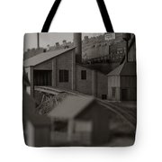 Small Living Tote Bag