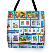 Small Paintings For Sale In La Boca Area Of Buenos Aires-argentina  Tote Bag