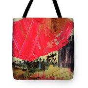 Small Pike Umbrella Tote Bag