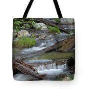 Small Rapids Tote Bag