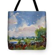 Small Riverside Tote Bag