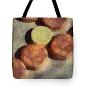 Small Round Stones Tote Bag