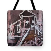Small Tower 2 Tote Bag