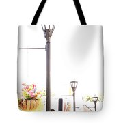 Small Town Tote Bag