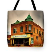 Small Town America Tote Bag