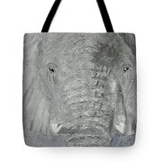 Small Tusks Tote Bag