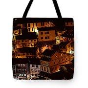 Small Village Tote Bag