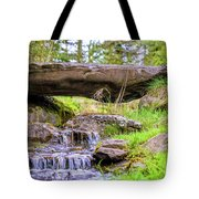 Small Waterfall 1 Tote Bag