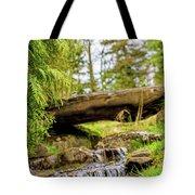 Small Waterfall 2 Tote Bag