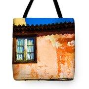Small Window Tote Bag