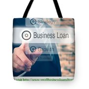 Smallbusinessloansdirectory Tote Bag