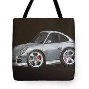 Smart Porsche Tote Bag