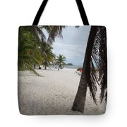 Smathers Beach - Key West Tote Bag