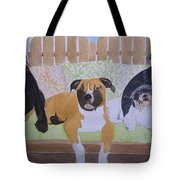 S.m.a.w.l Fosters Tote Bag