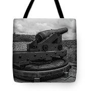 Smell The Gunpowder Tote Bag