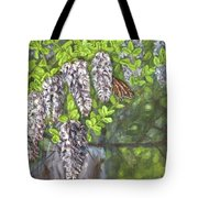 Smell The Moutain Laurel Tote Bag