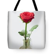 Smell The Rose Tote Bag