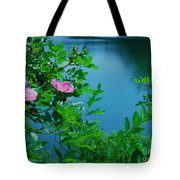 Smell The Roses Tote Bag
