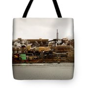 Smelter Works Tote Bag