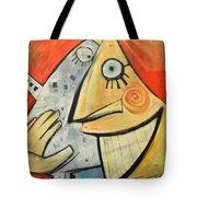 Smile 713 Tote Bag