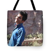 Smile Forever....... Tote Bag