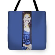 Smile Of Beauty Tote Bag