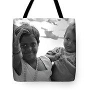 Smiles.. Tote Bag
