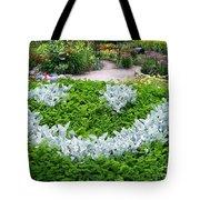 Smiley Face Garden Too Tote Bag