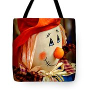 Smiling Face 2 Tote Bag
