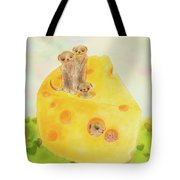 They Are All Smiling Tote Bag
