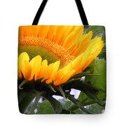Smiling Flower Tote Bag