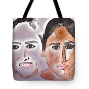 Smiling Spirit Tote Bag
