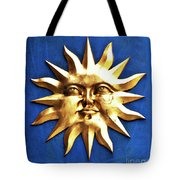 Smiling Sunshine Tote Bag