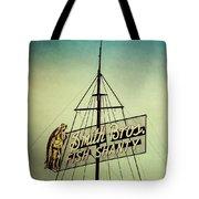 Smith Bros Fish Shanty Tote Bag