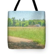 Smith Farm In June 2016 Tote Bag