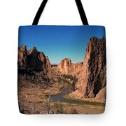 Smith Rock Tote Bag