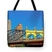 Smithfield Street Bridge Tote Bag