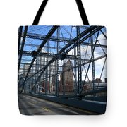 Smithfield Street Bridge Three Tote Bag