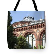 Smithsonian Arches Tote Bag