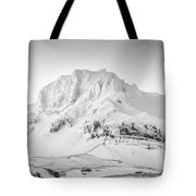 Smjorhnukur Cloaked In White Tote Bag